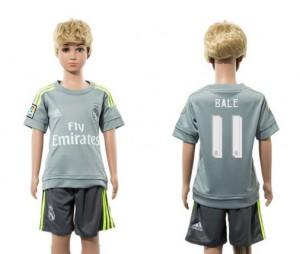 Camiseta de Real Madrid 2015/2016 Away 11 Niños