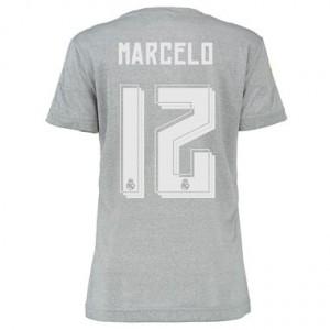 Camiseta de Real Madrid 2015/2016 Segunda MARCELO Equipacion Mujer