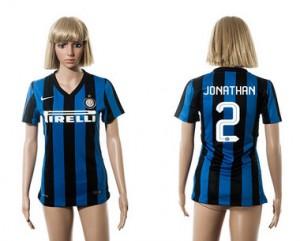 Camiseta nueva del Inter Milan 2015/2016 2 Mujer