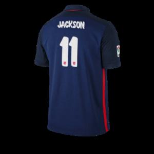 Camiseta nueva del Atletico Madrid 2015/2016 Equipacion JACKSON Segunda