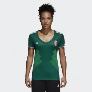 Camiseta de MEXICO 2018 Home Mujer