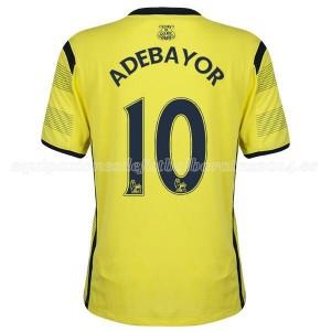 Camiseta del Adebayor Tottenham Hotspur Tercera 14/15