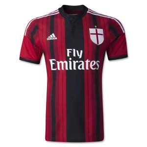 Camiseta del AC Milan Primera Tailandia 2014/2015