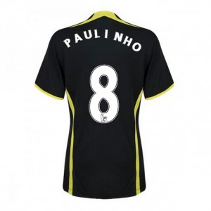 Camiseta nueva del Manchester city 2013/2014 Silva Tercera
