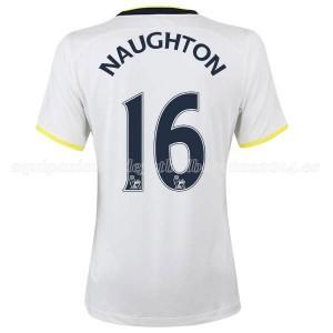 Camiseta del Naughton Tottenham Hotspur Primera 14/15