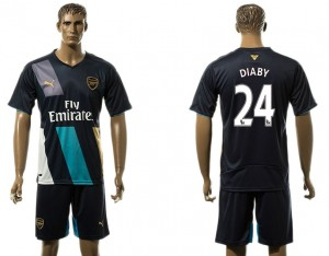 Camiseta del 24# Arsenal Away