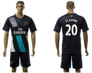 Camiseta nueva del Arsenal 20# Away