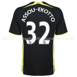 Camiseta de Tottenham Hotspur 14/15 Segunda Assou Ekotto