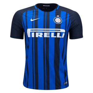Camiseta del Inter Milan Home 2017/2018