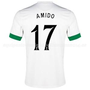 Camiseta nueva del Celtic 2014/2015 Equipacion Amido Tercera
