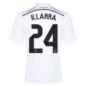 Camiseta Real Madrid Illarramendi Primera Equipacion 2014/2015