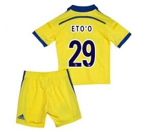 Camiseta nueva del Liverpool 2014/2015 Equipacion Johnson Segunda