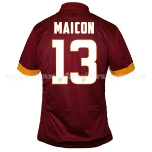 Camiseta de AS Roma 2014/2015 Primera Maicon Equipacion