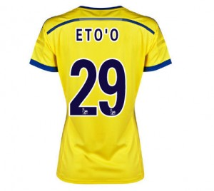 Nino Camiseta del Chelsea Primera Equipacion 2013/2014