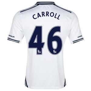 Camiseta nueva del Tottenham Hotspur 2013/2014 Carroll Primera