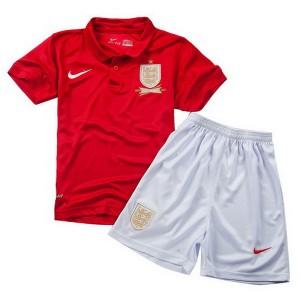Nino Camiseta del Inglaterra de la Seleccion Segunda 2013/2014
