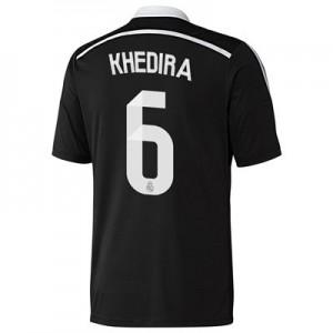 Camiseta nueva Real Madrid Khedira Equipacion Tercera 2014/2015
