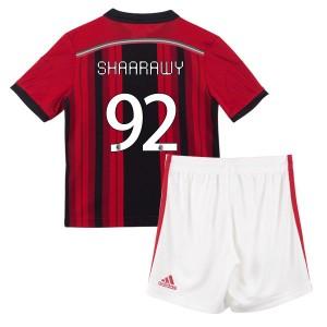 Camiseta nueva Everton McGeady 3a 2014-2015