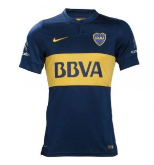 Camiseta de Titular 2015 Match 10 CARLITOS Estampada