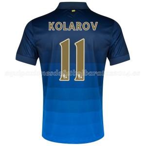 Camiseta del Kolarov Manchester City Segunda 2014/2015