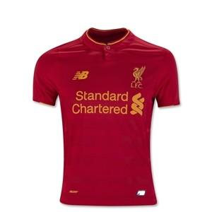 Camiseta nueva del Liverpool 2016/2017 Niños