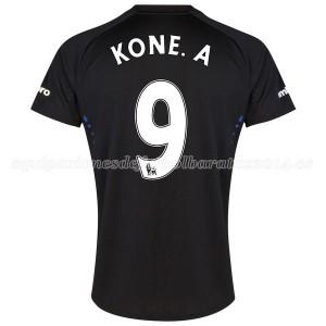 Camiseta de Everton 2014-2015 Kone.A 2a