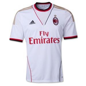 Camiseta AC Milan Segunda Tailandia 2013/2014