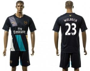 Camiseta Arsenal 23# Away