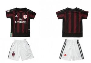 Camiseta de AC Milan 2015/2016