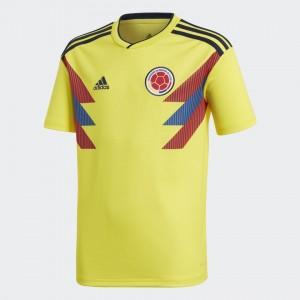 Camiseta nueva del COLOMBIA 2018 Juventud Home