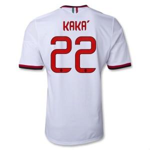 Camiseta AC Milan Kaka Segunda Equipacion 2013/2014