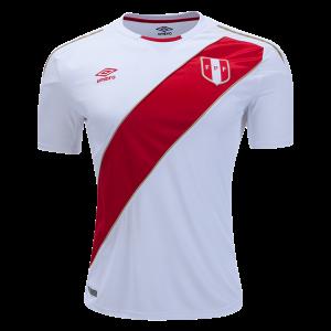 Camiseta nueva Peru Home 2018
