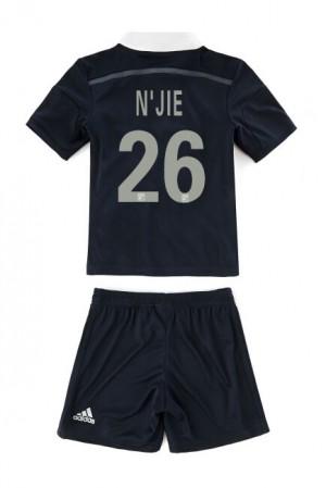 Camiseta nueva Arsenal Vermaelen Equipacion Segunda 2014/2015