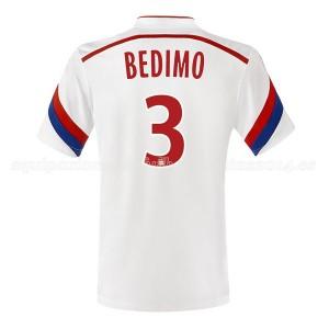 Camiseta Lyon Bedimo Primera 2014/2015