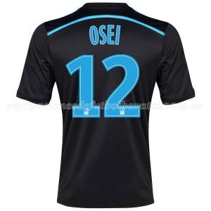 Camiseta nueva del Marseille 2014/2015 Osei Tercera