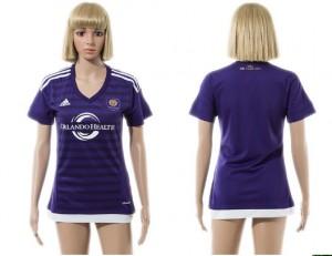 Mujer Camiseta del Orlando City SC 2015/2016