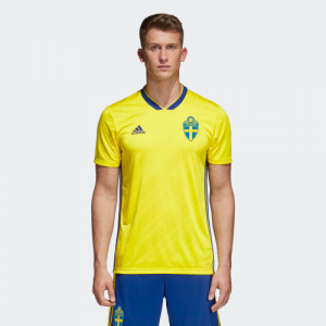 Camiseta de Swedish 2018 Home