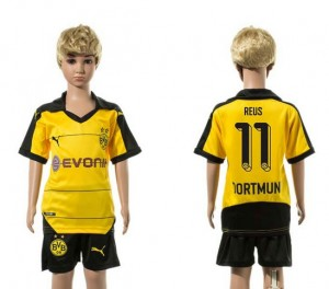 Niños Camiseta del 11 Borussia Dortmund 2015/2016