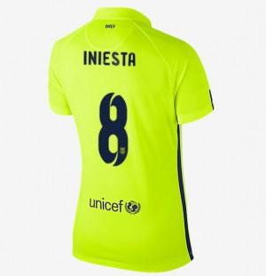 Camiseta nueva del Barcelona 2013/2014 Equipacion Mujer Tercera