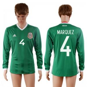 Camiseta del 4# Mexico 2016-2017