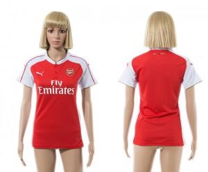 Camiseta nueva del Arsenal 2015/2016 Mujer