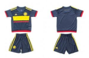 Camiseta nueva del Colombia 2015/2016 Niños