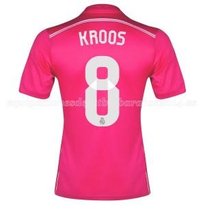 Camiseta de Real Madrid 2014/2015 Segunda Kroos Equipacion