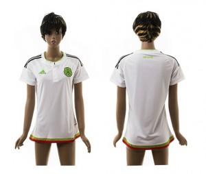 Camiseta nueva del Mexico 2015/2016 Mujer
