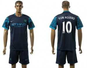 Camiseta nueva Manchester City 10# Away