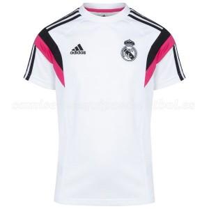 Camiseta Real Madrid Blanco Entrenamiento 2014
