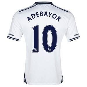 Camiseta de Tottenham Hotspur 2013/2014 Primera Adebayor