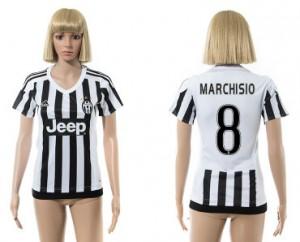 Camiseta Juventus 8 2015/2016 Mujer