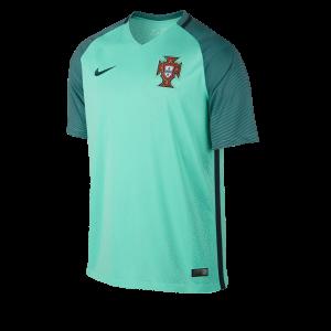 Camiseta nueva del Portugal 2016 Stadium Hombre Away