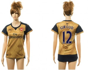 Camiseta nueva del Arsenal 12# Away